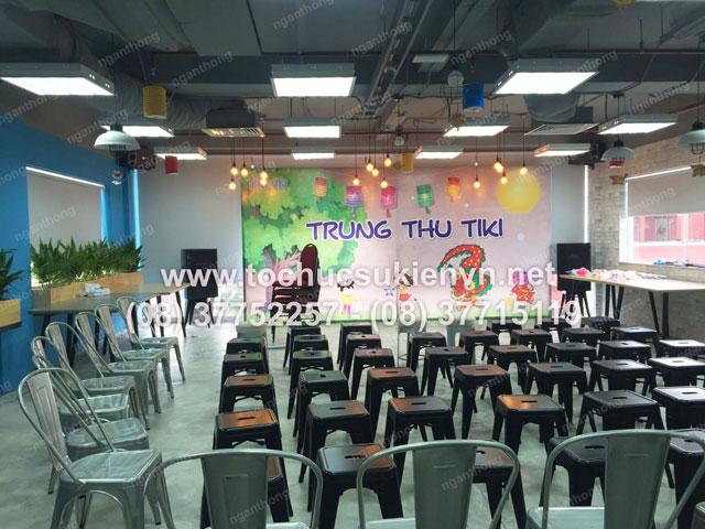 Tổ chức chương trình Tết trung thu công ty TIKIOPIA 5