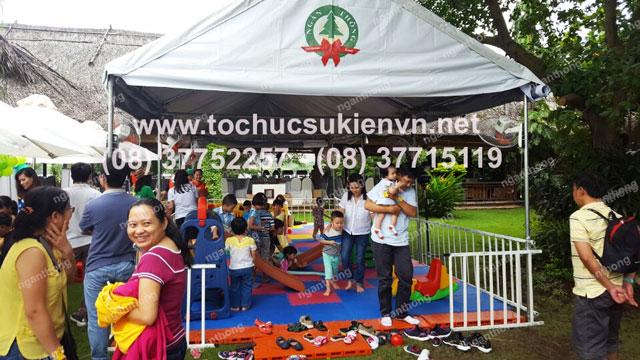 dịch vụ tổ chức ngày hội gia đình TPHCM 2