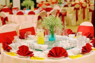 Bàn ghế đám cưới chất lượng giá rẻ