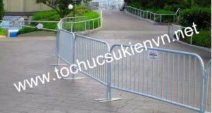 Cho thuê hàng rào sự kiện