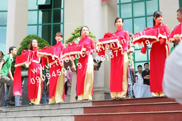 Tổ chức triển lãm Bonsai Việt Nam