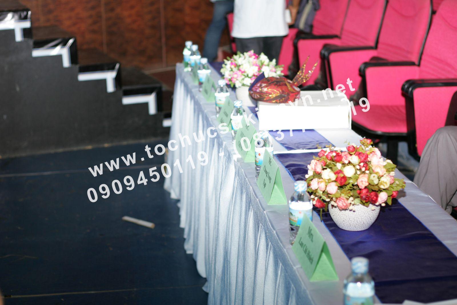 Tổ chức triển lãm Bonsai Việt Nam 8