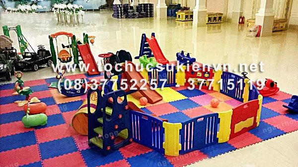 Cho thuê đồ chơi trẻ em TPHCM 8