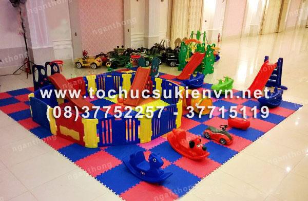 Cho thuê đồ chơi trẻ em TPHCM 9