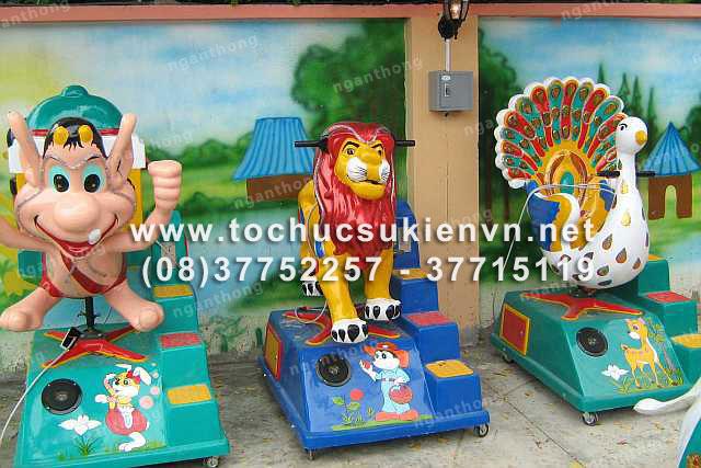 Cho thuê đồ chơi trẻ em Ngàn Thông