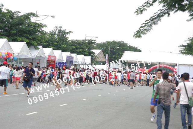 Tổ chức hoạt động ngoài trời Chạy bộ gây quỹ từ thiện - Fun Run 7