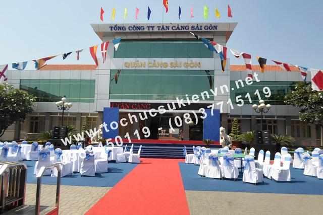 Tổ chức sự kiện ngày hội gia đình quân cảng sài gòn 3