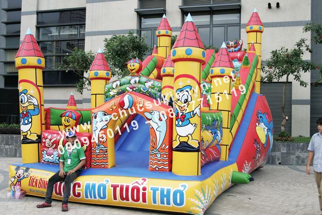 Tổ chức ngày hội thiếu nhi Saigon Pearl 3