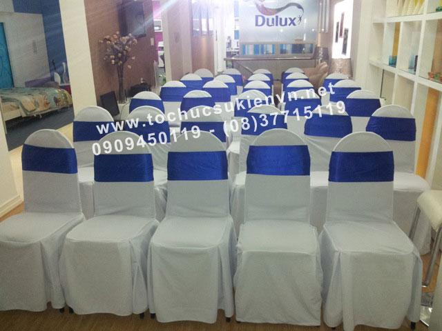 Dịch vụ cho thuê bàn ghế sự kiện Ngàn Thông 3