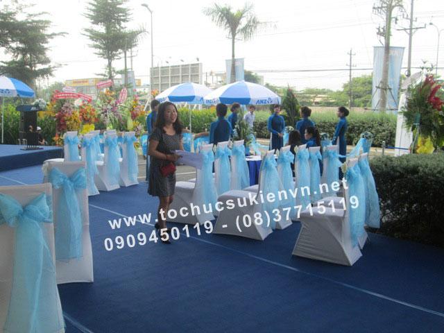 Dịch vụ cho thuê bàn ghế sự kiện Ngàn Thông 4