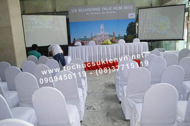 cho thuê bàn ghế sự kiện tại lễ khai trương 6