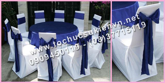 Cho thuê bàn tròn tiệc giá rẻ TPHCM 3
