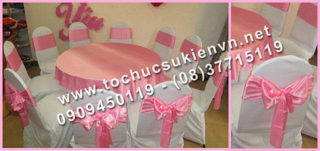 Cho thuê bàn tròn tiệc giá rẻ TPHCM 26