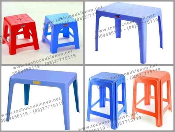 Bàn ghế tphcm giá rẻ Ngàn Thông 3