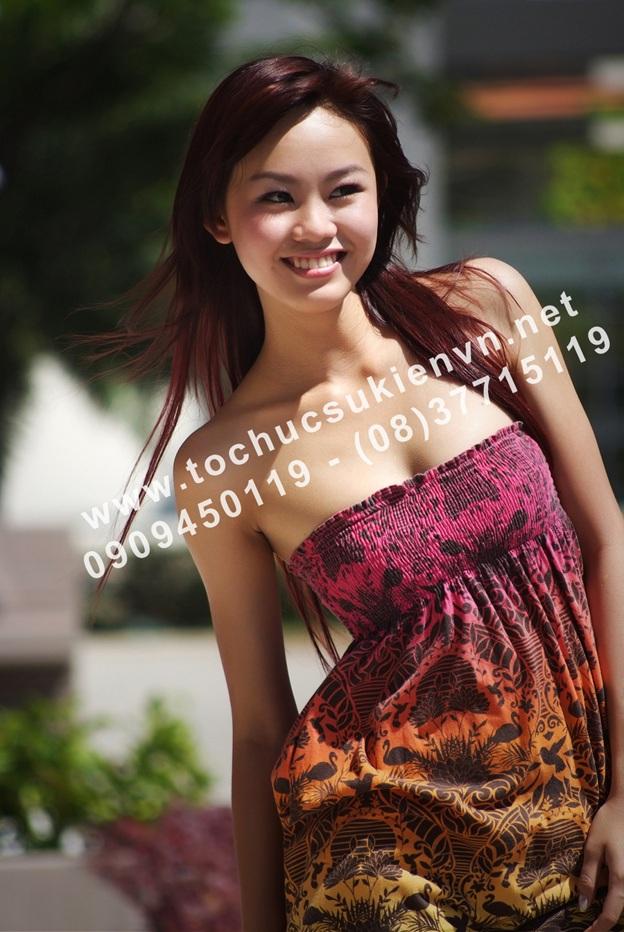 Cho thuê người mẫu chuyên nghiệpTPHCM 4
