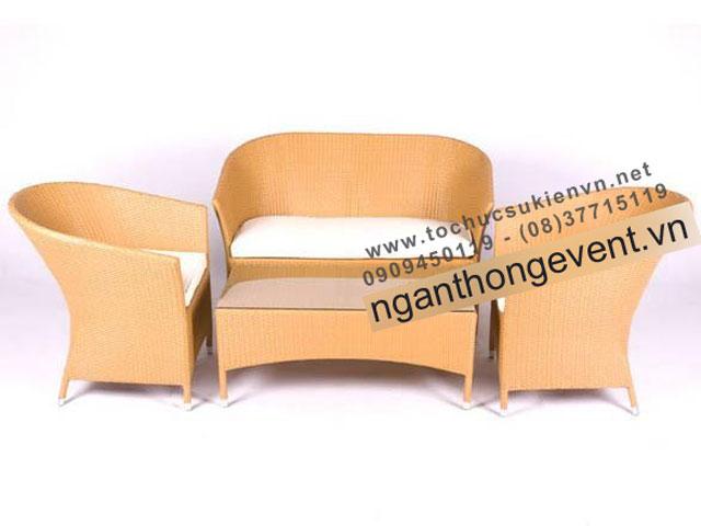 Cho thuê bàn ghế sofa sự kiện 3