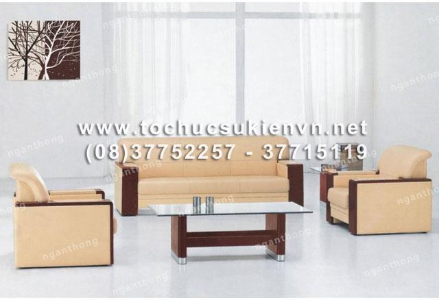 Cho thuê bàn ghế sofa TPHCM