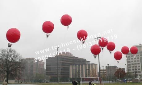 bán và cho thuê khinh khí cầu TPHCM
