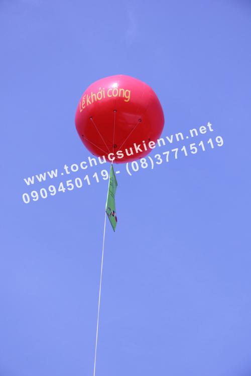 bán và cho thuê khinh khí cầu TPHCM 2