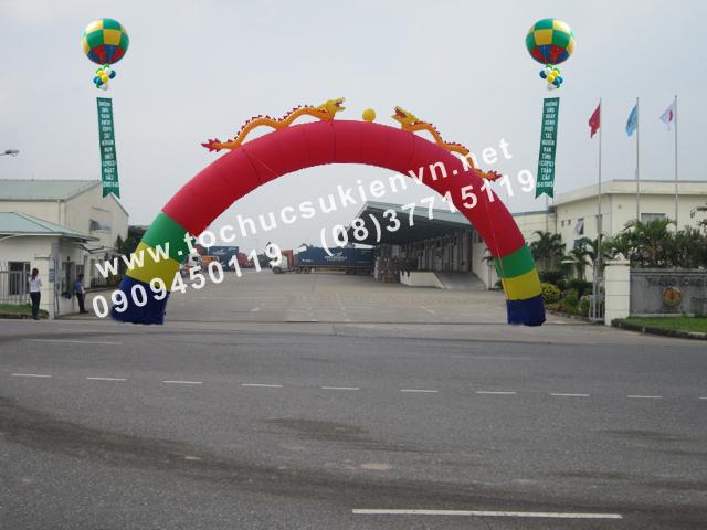 bán và cho thuê khinh khí cầu TPHCM 4