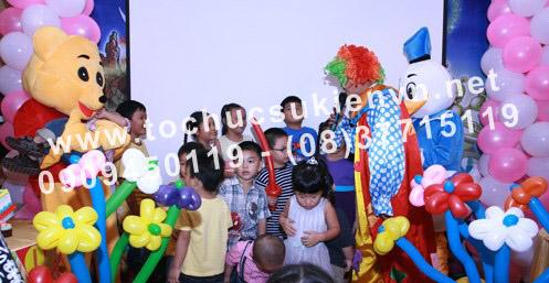Dịch vụ tổ chức tiệc sinh nhật  Ngàn Thông 3