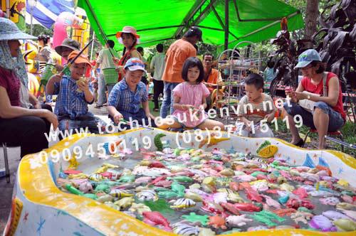 Dịch vụ tổ chức tiệc sinh nhật  Ngàn Thông 6