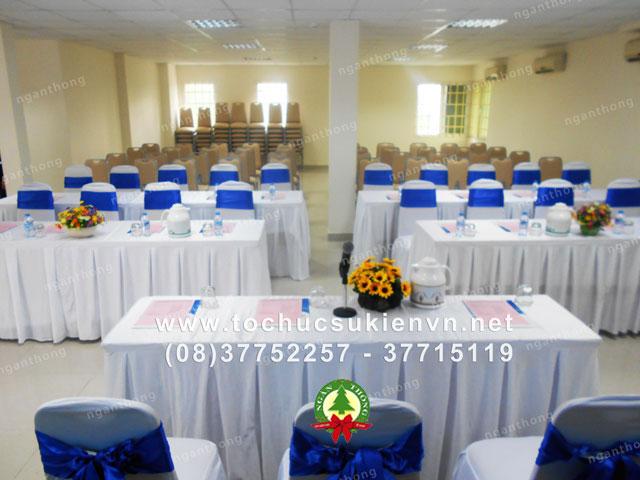 Cho thuê bàn ghế sự kiện 2