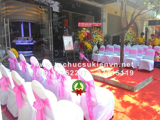 Cho thuê bàn ghế sự kiện TPHCM 3