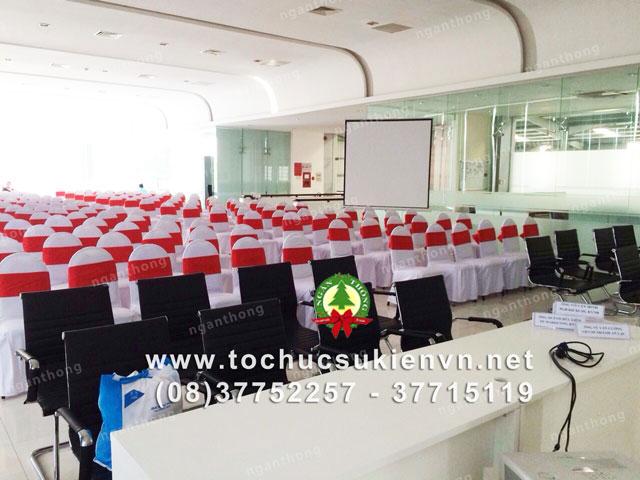 Dịch vụ cho thuê bàn ghế sự kiện Ngàn Thông 2