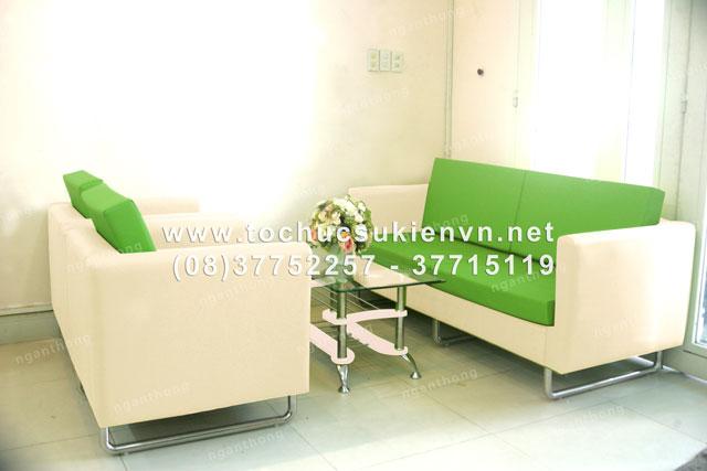 Cho thuê bàn ghế sofa HCM 5