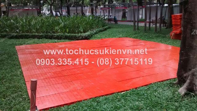 Cho thuê pallet nhựa  TPHCM 3