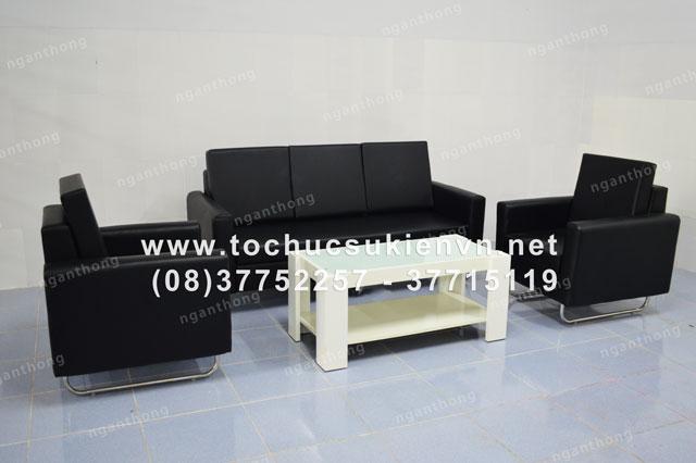 Cho thuê bàn ghế sofa HCM 2