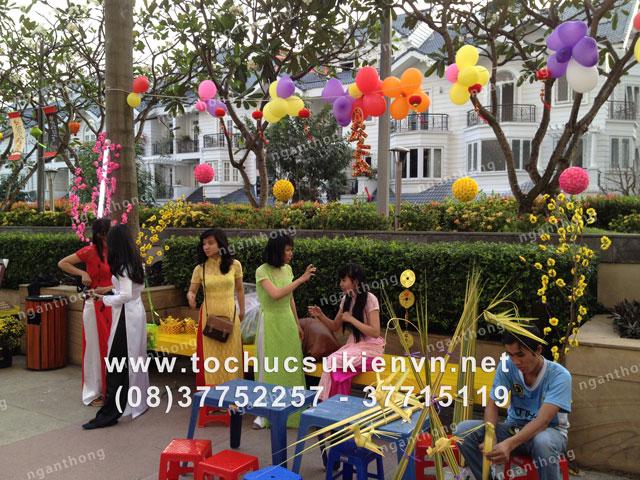 Dịch vụ tổ chức lễ hội mừng xuân 6