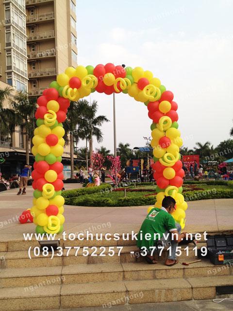 Dịch vụ tổ chức lễ hội mừng xuân 8