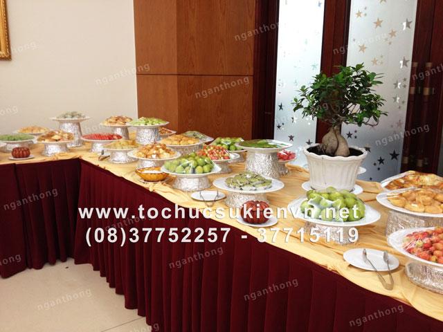 Tổ chức trung thu công ty PTC 16