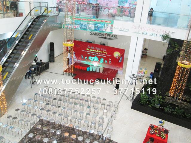 Tổ chức trung thu chung cư Saigon Pearl 10