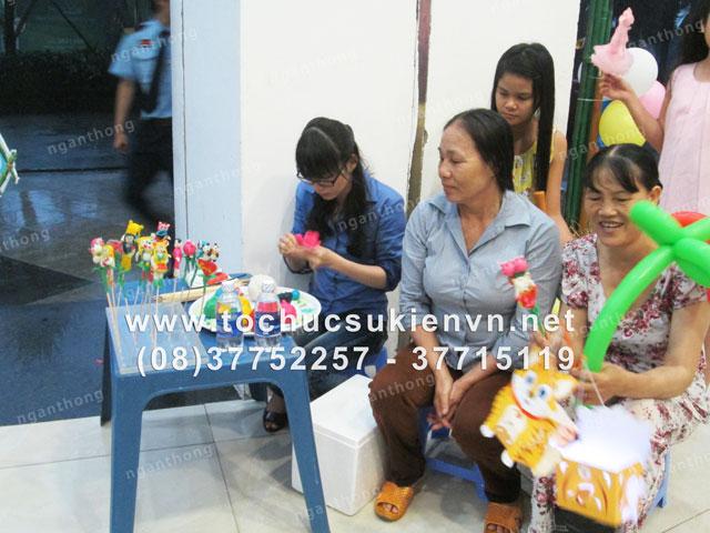 Tổ chức trung thu chung cư Saigon Pearl 13