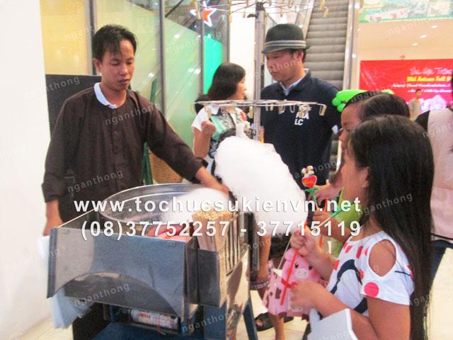 Tổ chức trung thu chung cư Saigon Pearl 15