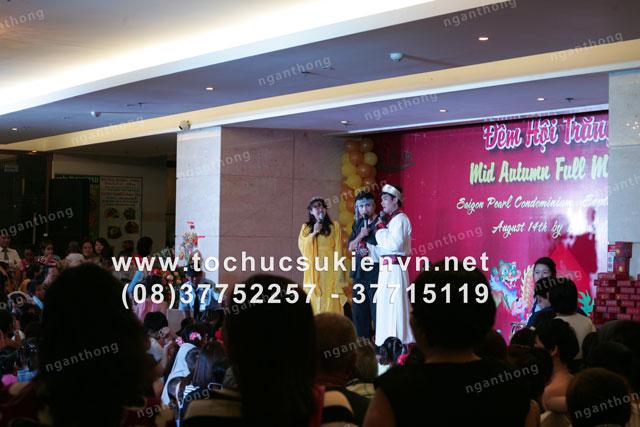 Dịch vụ tổ chức trung thu Sài Gòn Pearl 10