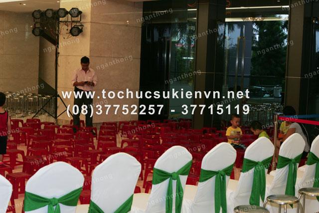 Dịch vụ tổ chức trung thu Sài Gòn Pearl 4