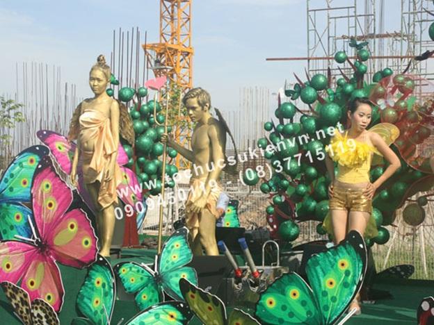 Dịch vụ nhân tượng của giới trẻ Sài Gòn 3