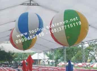 Cung cấp khinh khí cầu quảng cáo 2