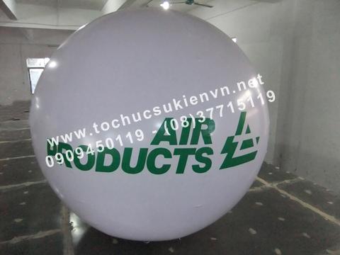 Cung cấp khinh khí cầu quảng cáo 3