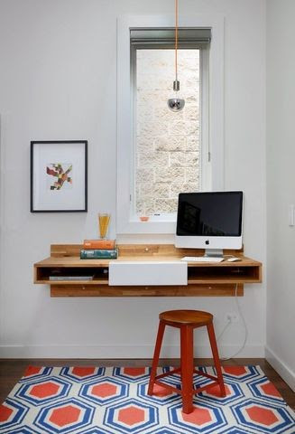 Cách chọn bàn ghế cho góc làm việc đầy sáng tạo