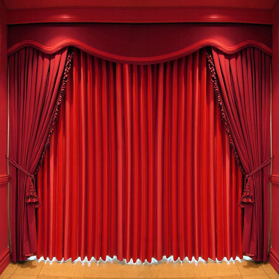 Các kiểu rèm trang trí cho sân khấu