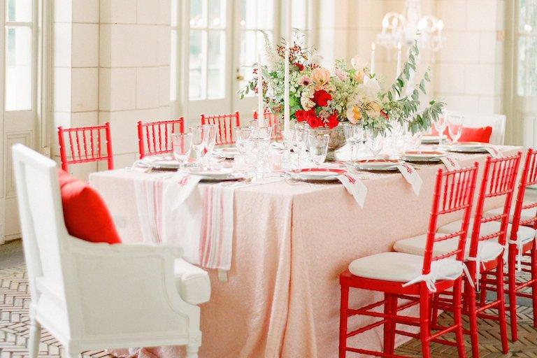 cách lựa chọn tông màu cho tiệc cưới - Ngàn Thông