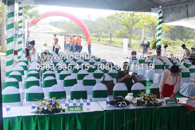 Ngàn Thông tổ chức lễ khai trương FPT  9