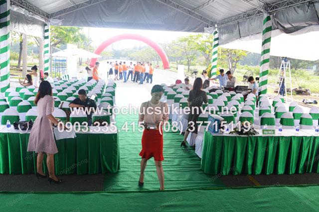 Ngàn Thông tổ chức lễ khai trương FPT  10