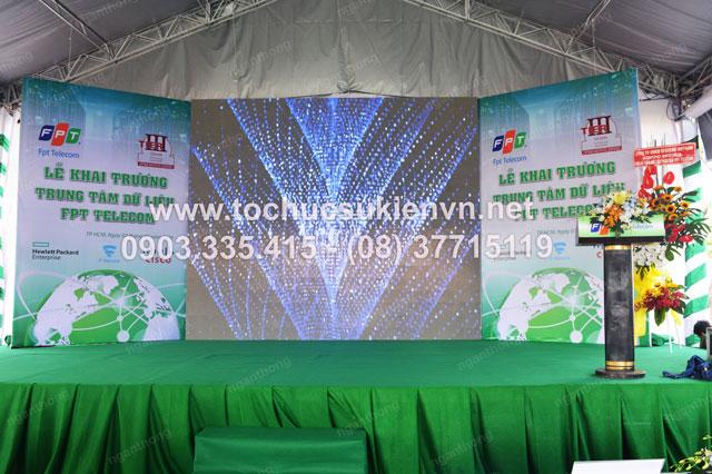 Ngàn Thông tổ chức lễ khai trương FPT  13
