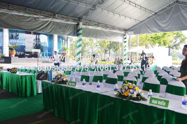 Ngàn Thông tổ chức lễ khai trương FPT  14